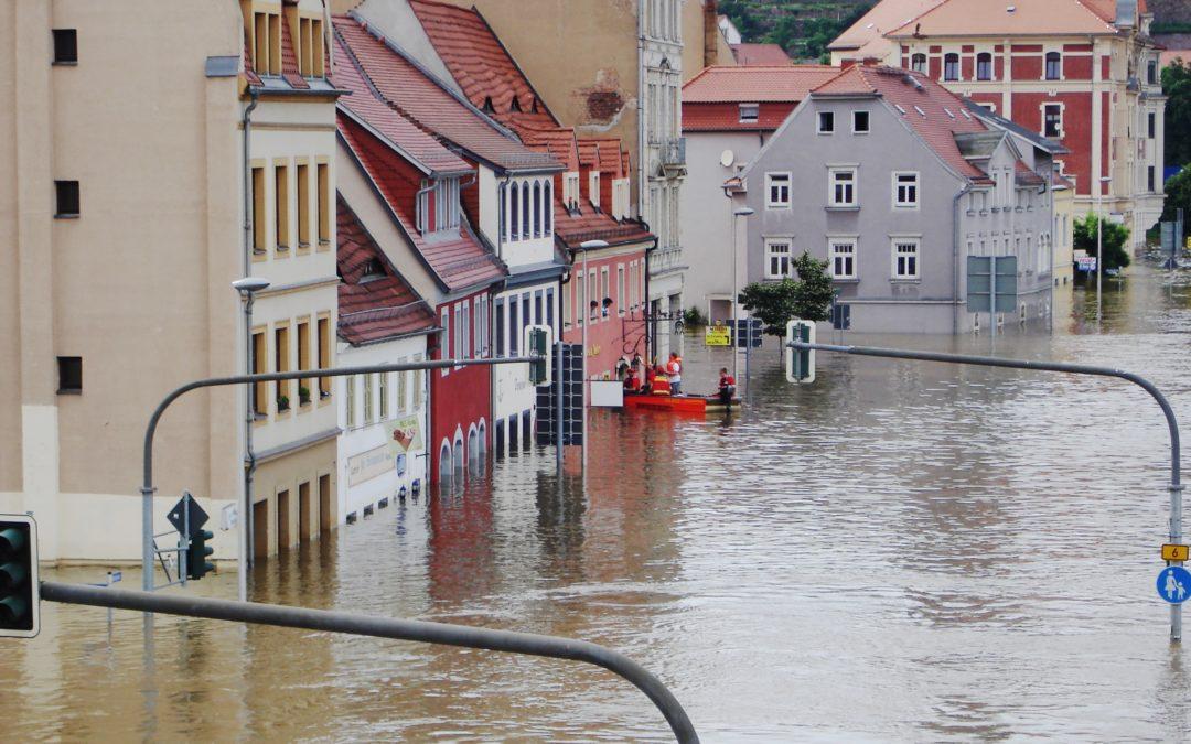 Aufruf zur Studienteilnahme – Hochwasser